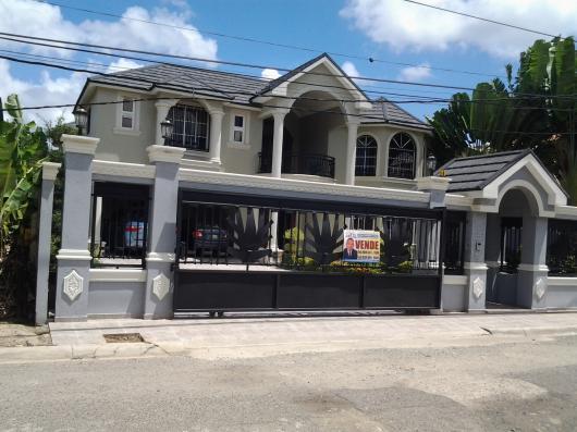 casa a la venta en santiago republica dominicana
